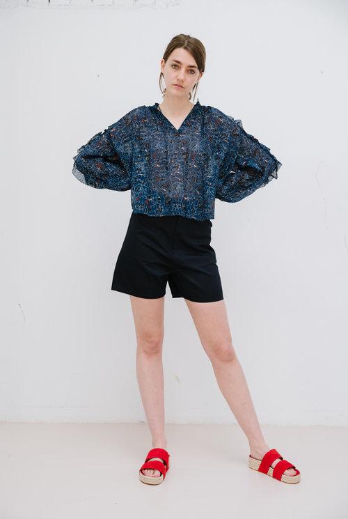 Atiya blouse dusk