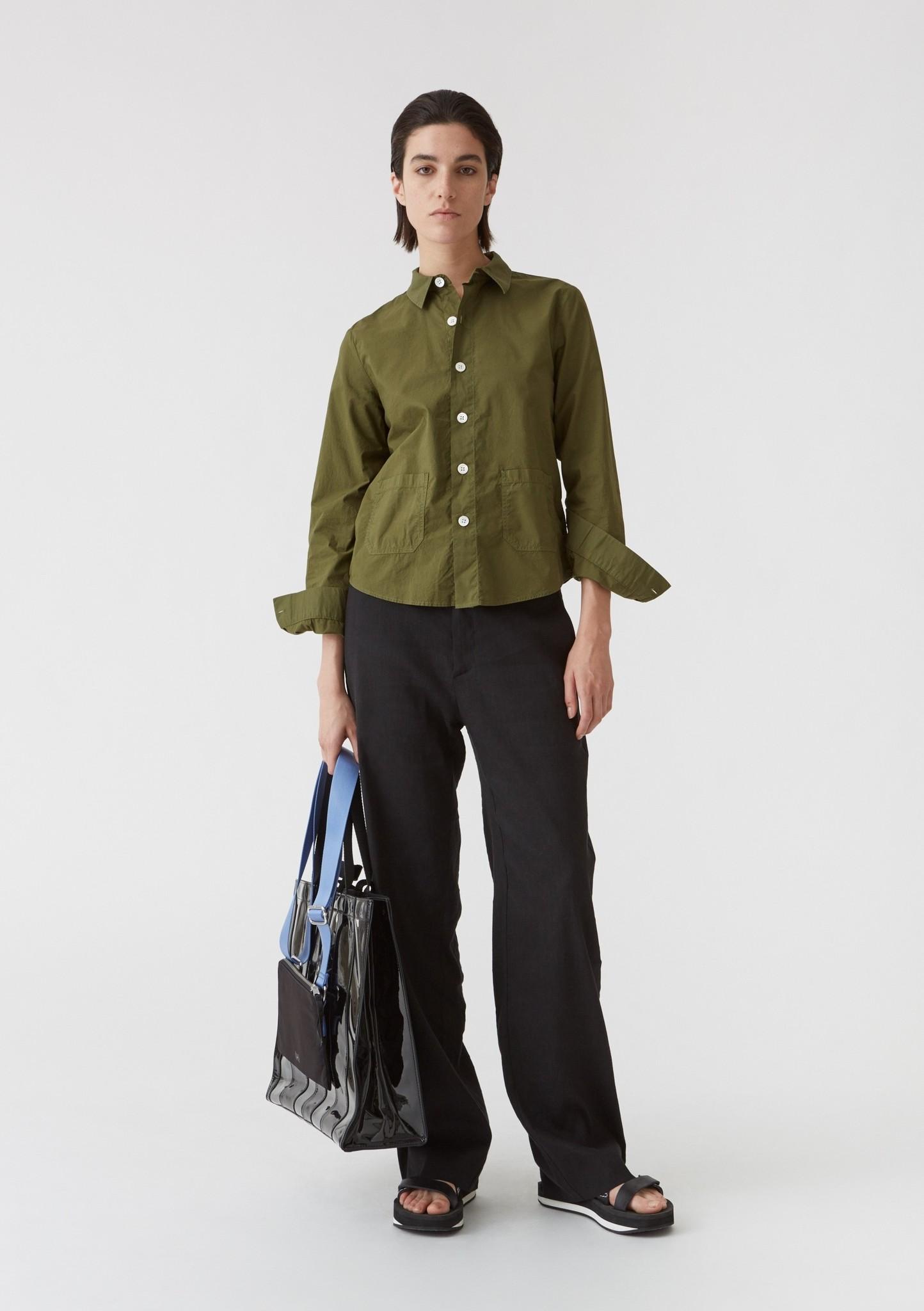 Sleek trouser Black