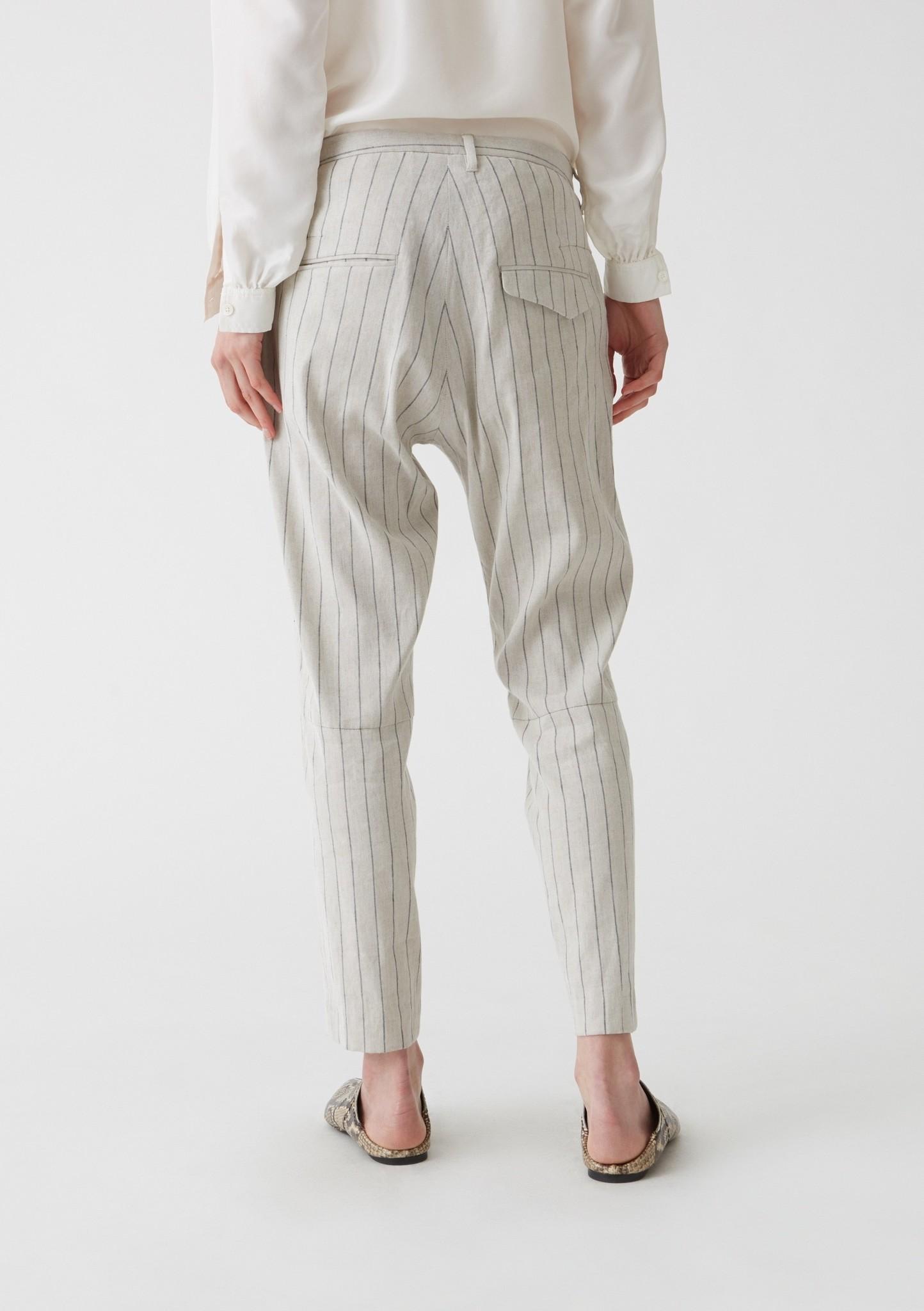 Krissy trouser Grey stripe