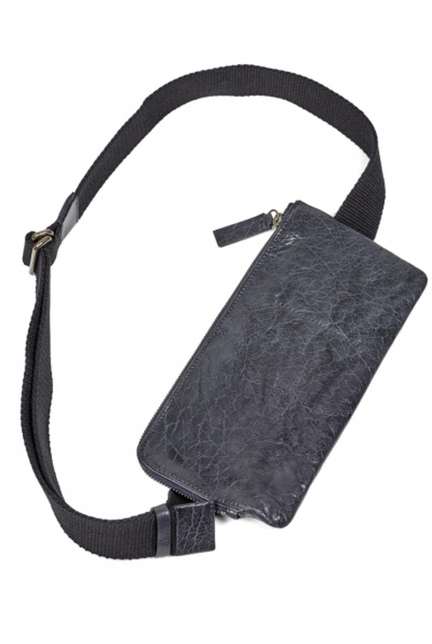Cross-over bag navy