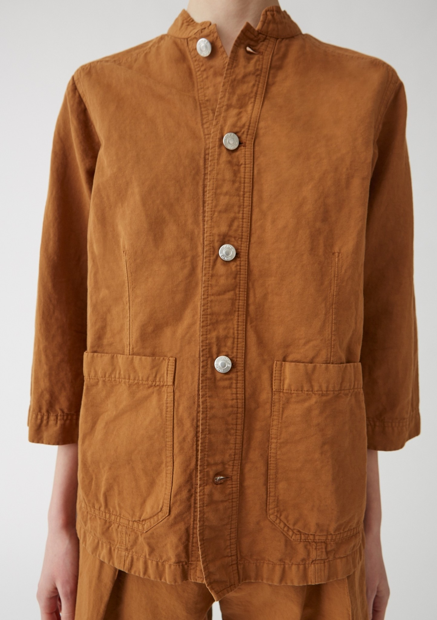 Escape work jacket clay brown