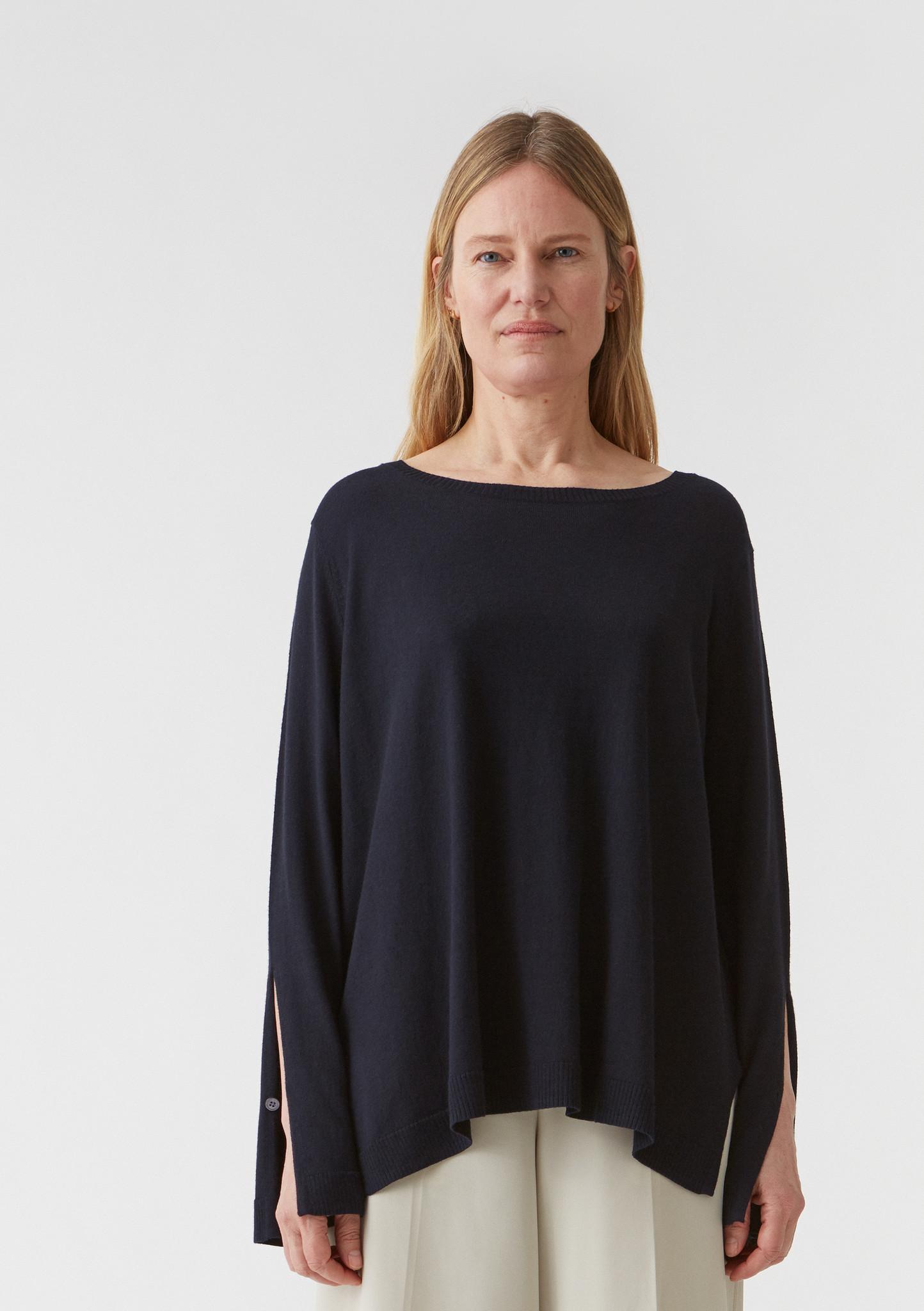 Copa sweater Dk blue