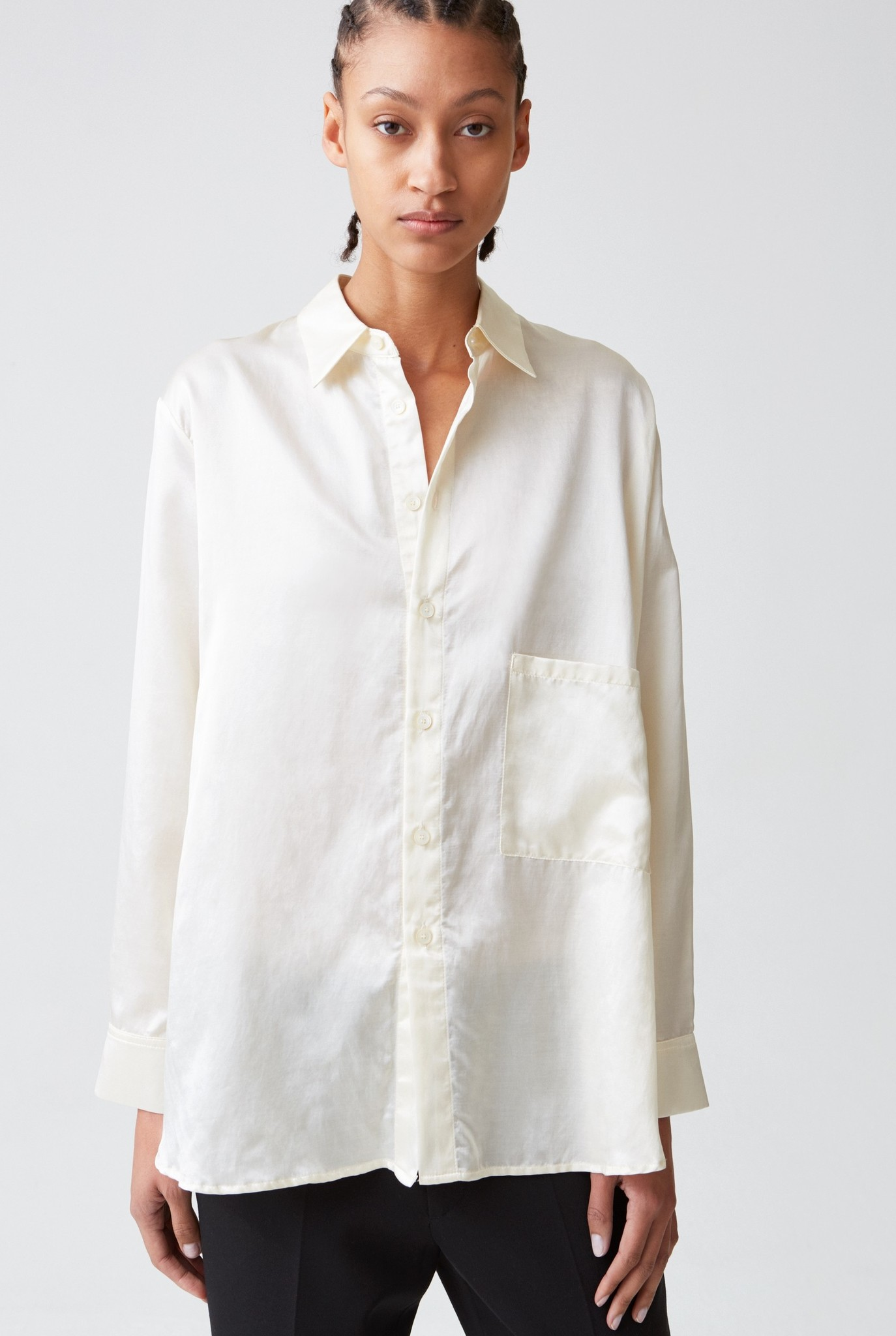 Elma shirt Off-White