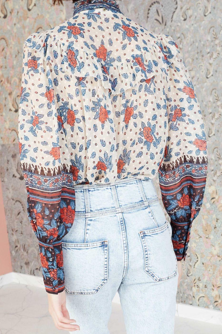 Antoine blouse Pristine
