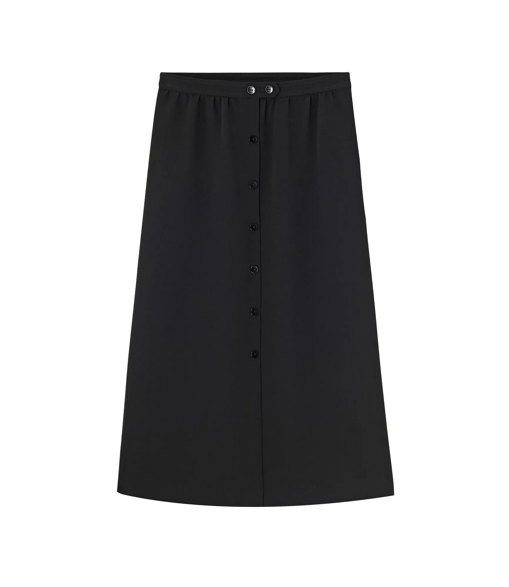 Sloan skirt black