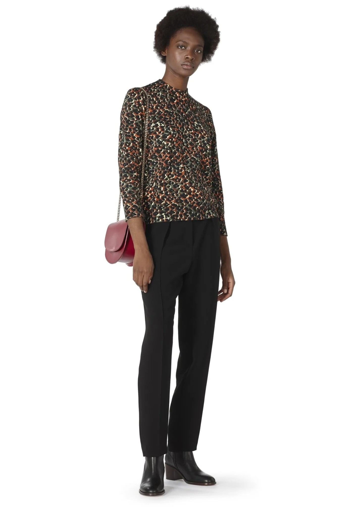 Sandra trousers black