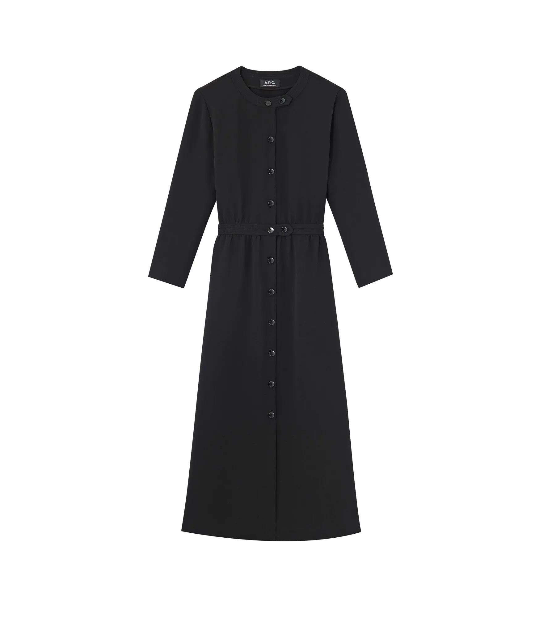 Lux dress black
