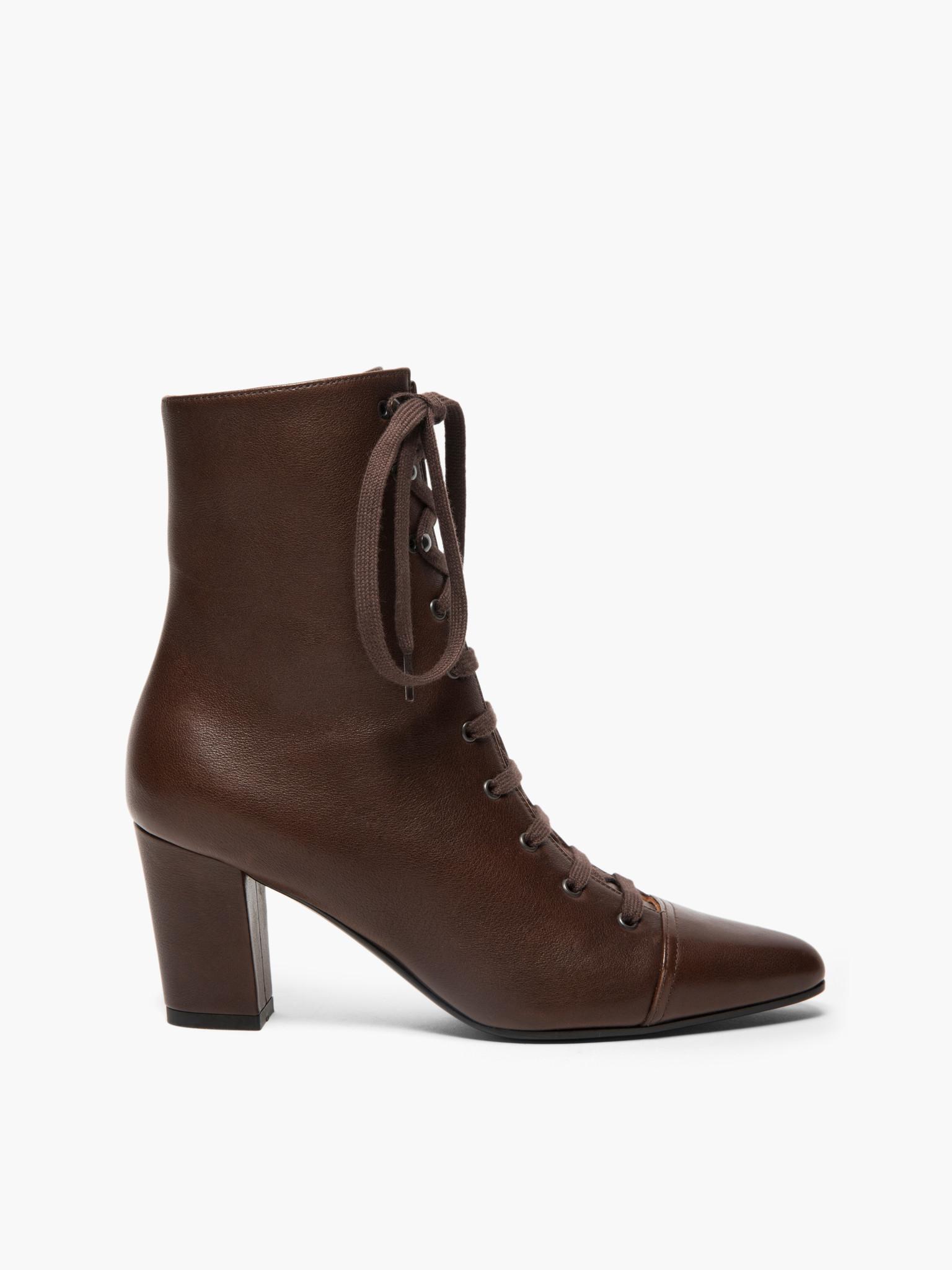 Addison boots Melanzana