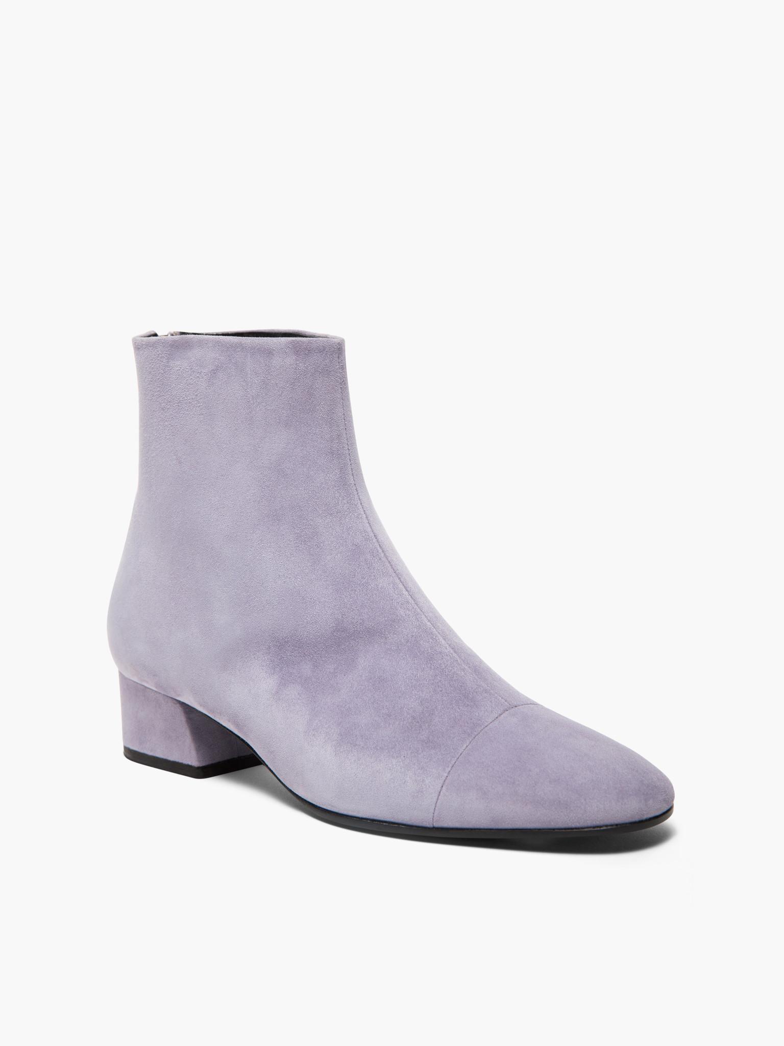 Harvey boots Mauve