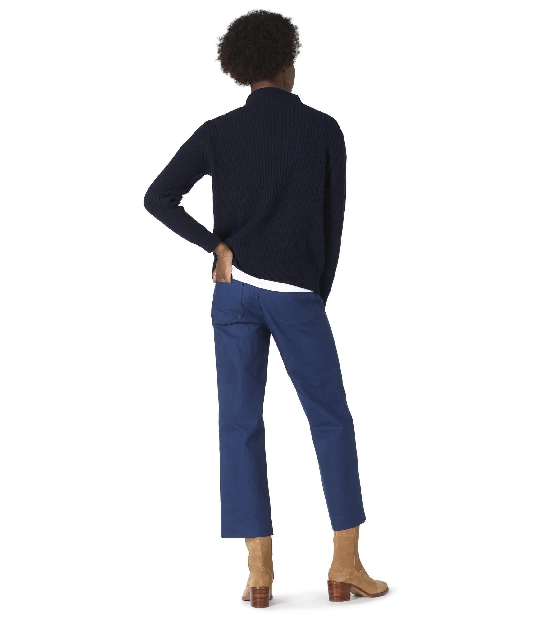 Nico sweater Dark Blue