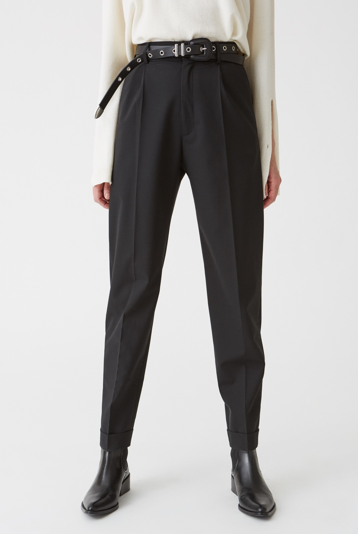 Star trouser Black Suit