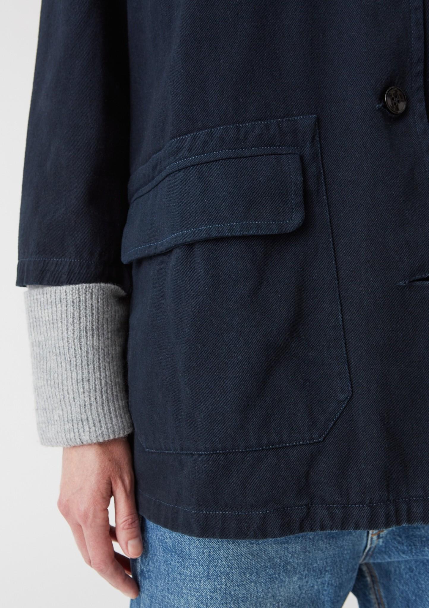 Uni jacket Dark Blue