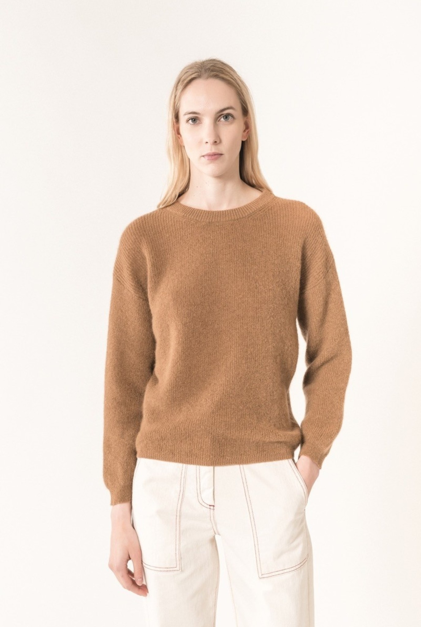 Ludivine sweater Camel