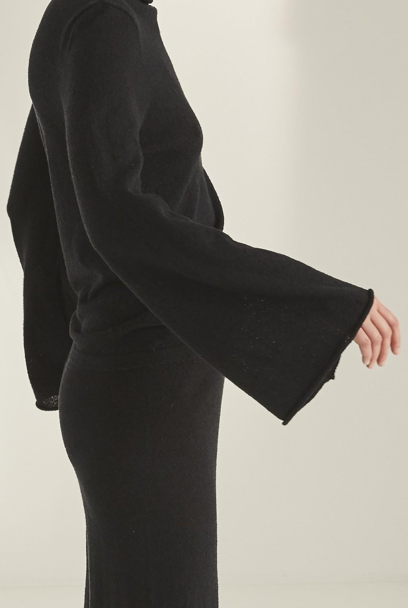 Morgan knit Black