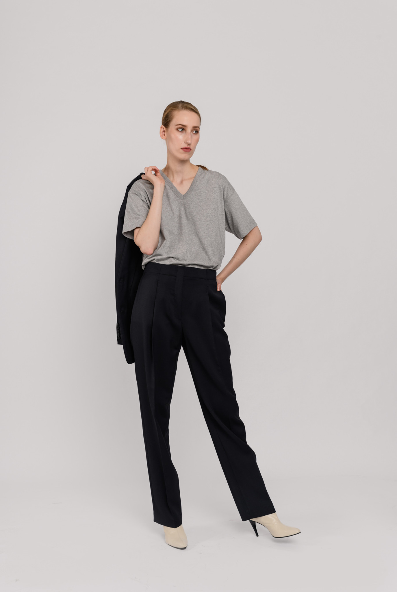 Katcha trouser Navy