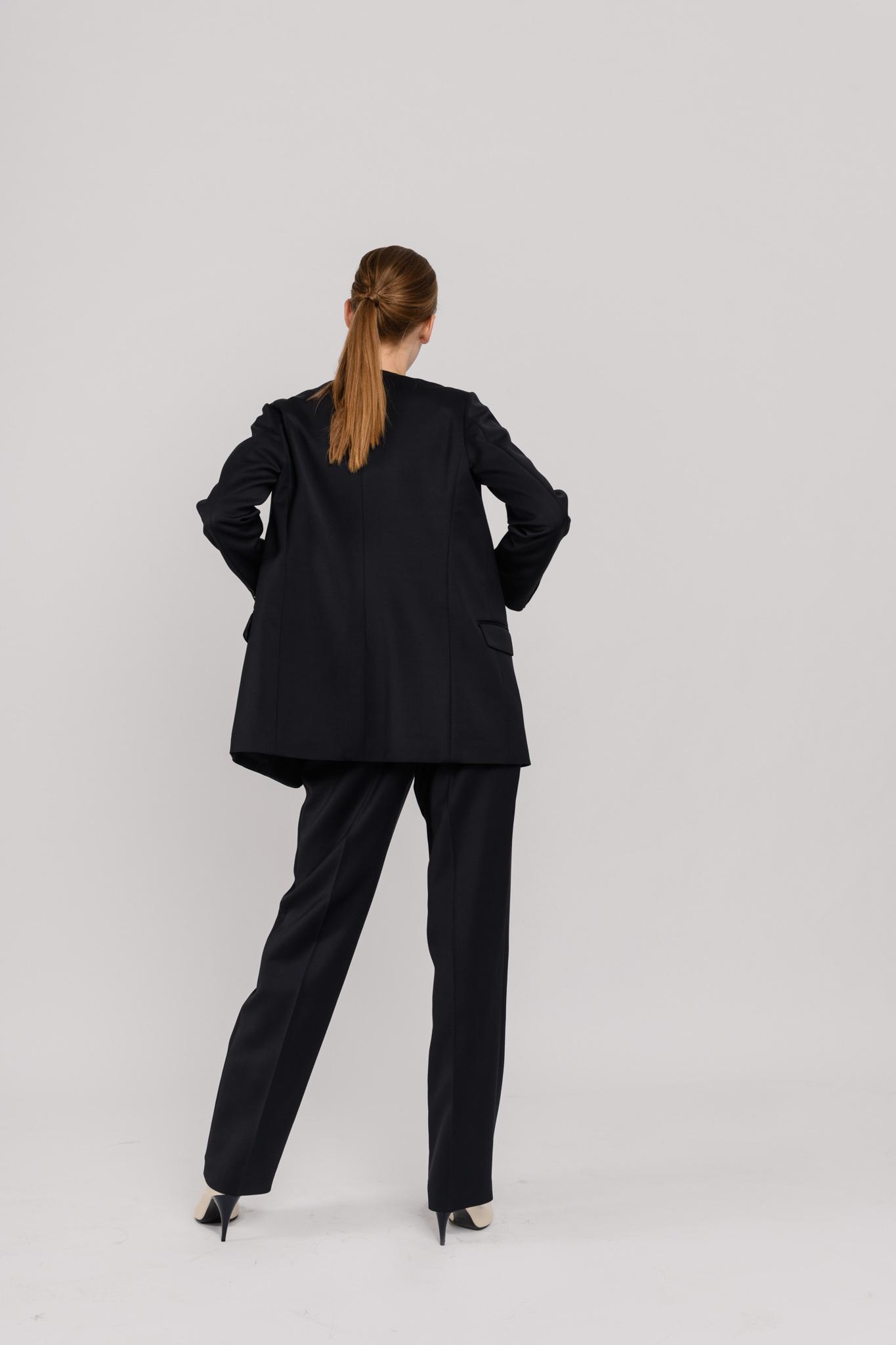 Katcha trouser Navy