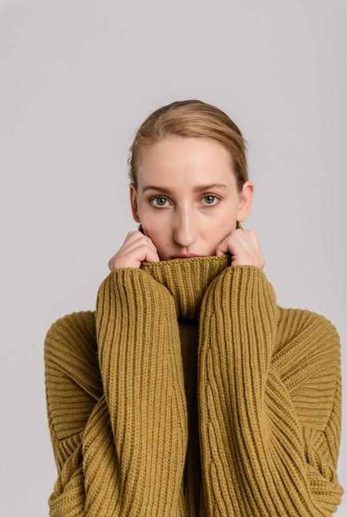 Sweater Cote anglaise hazel