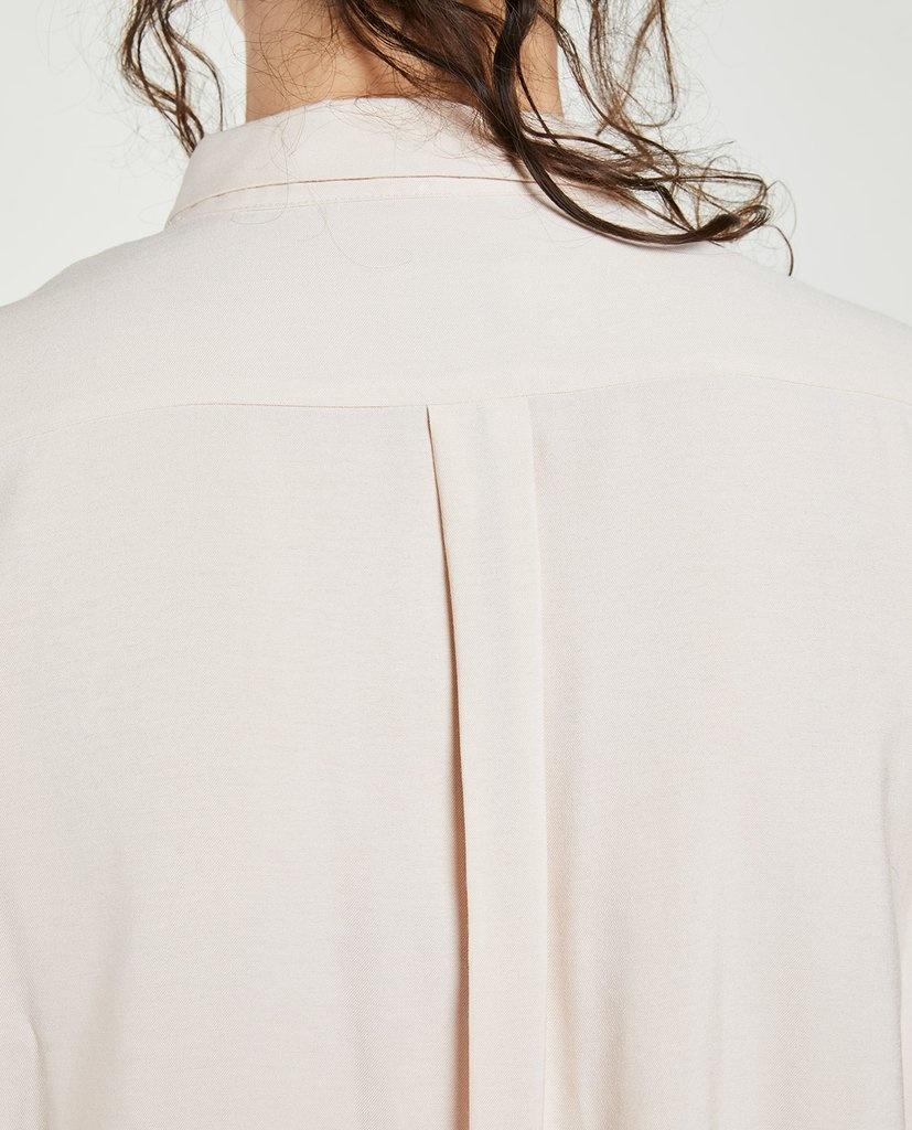 Barakas blouse Nude