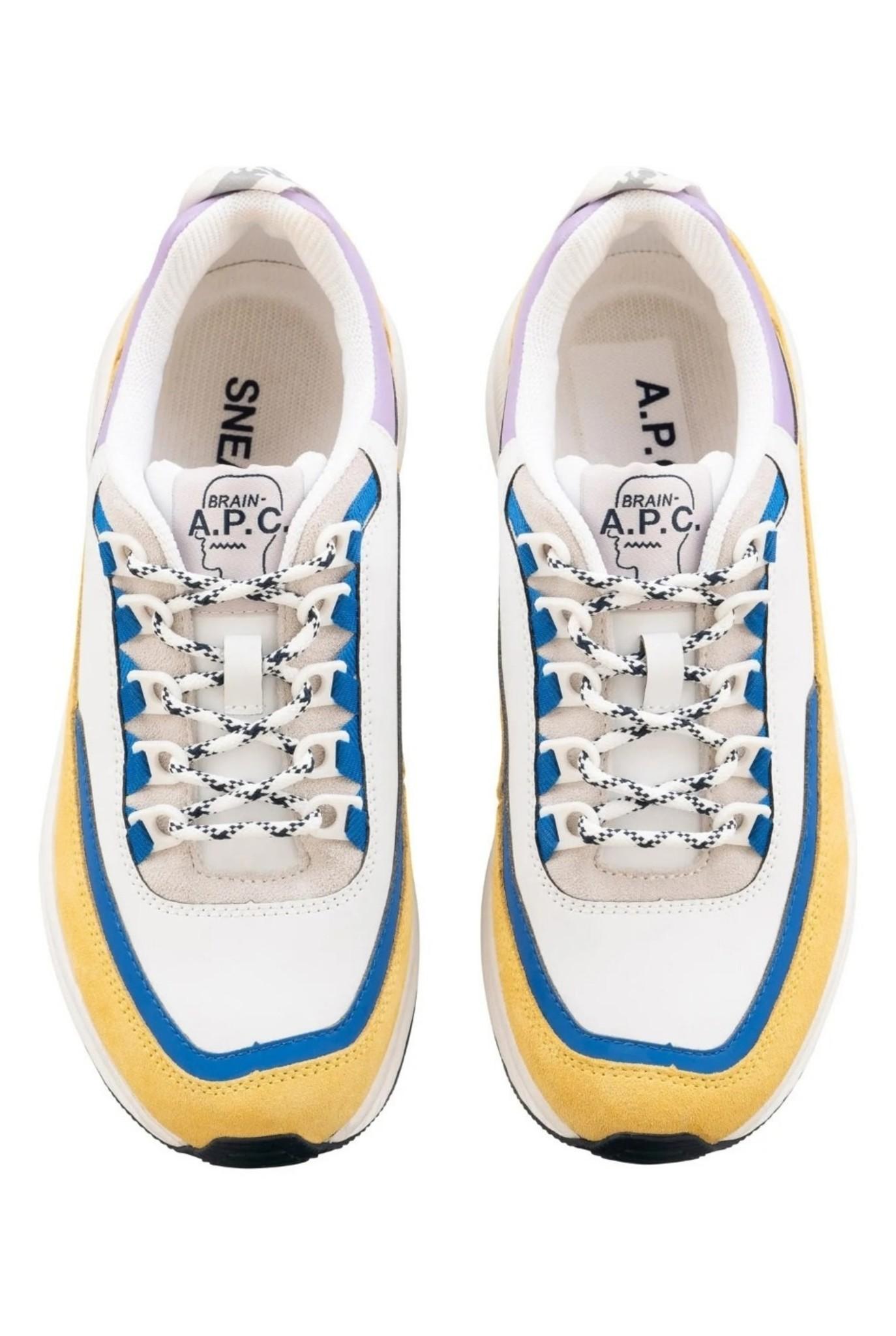 Jay brain dead sneakers Yellow