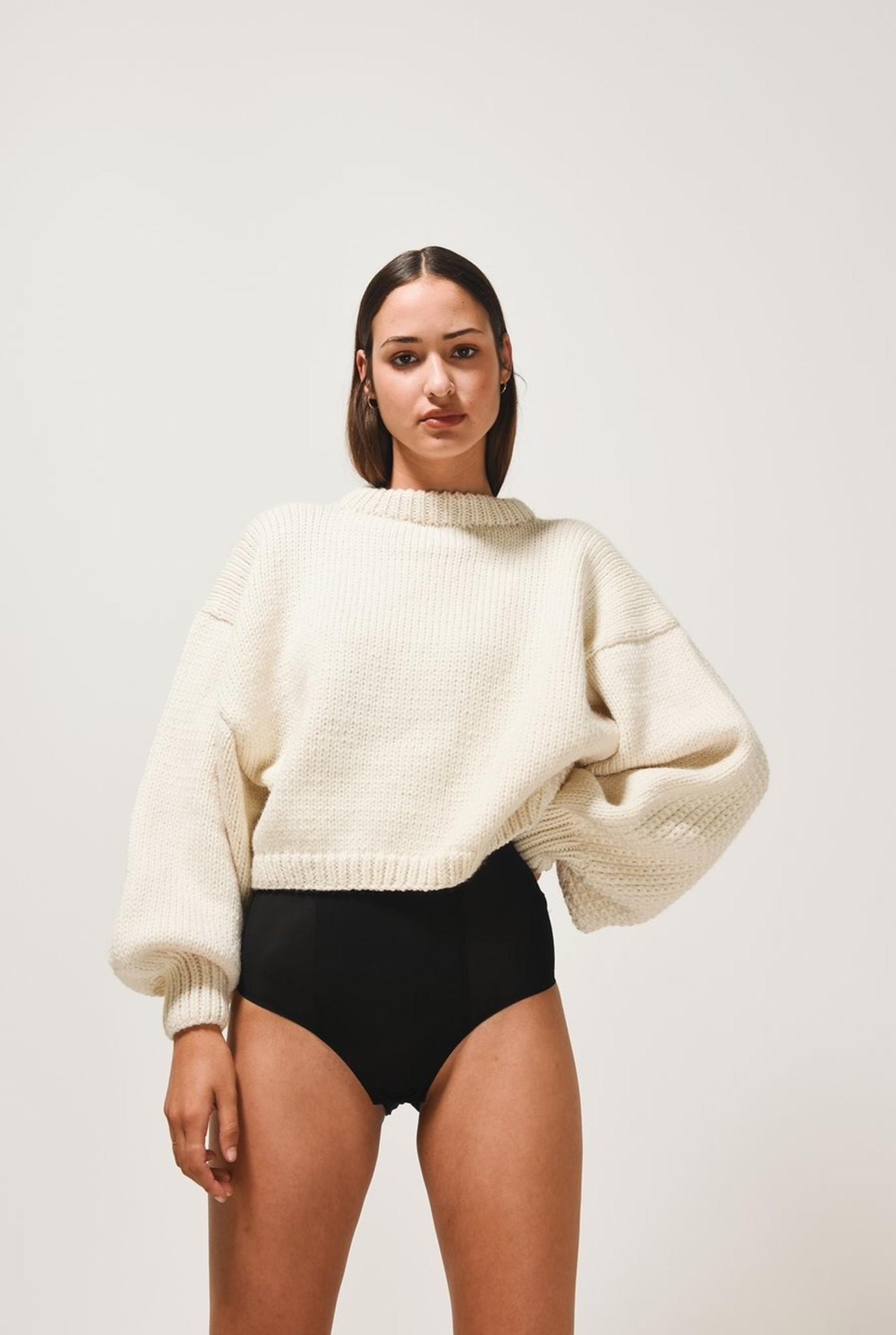 Jackie jumper Cream