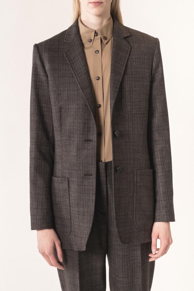 Max jacket Ebony