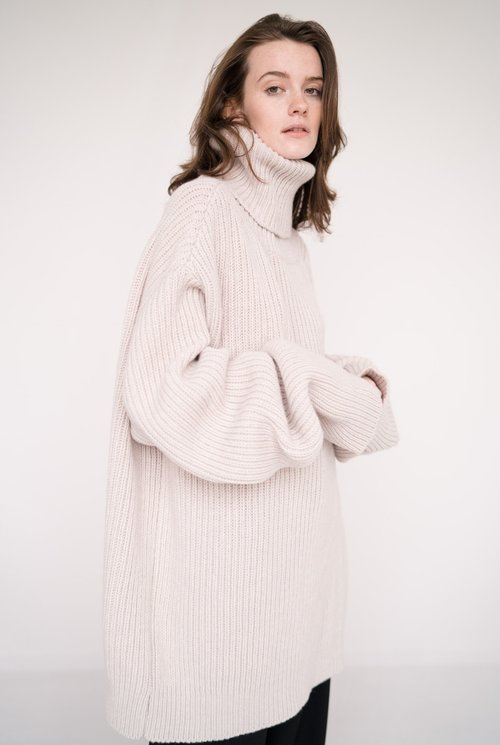 Oversized pullover Off White