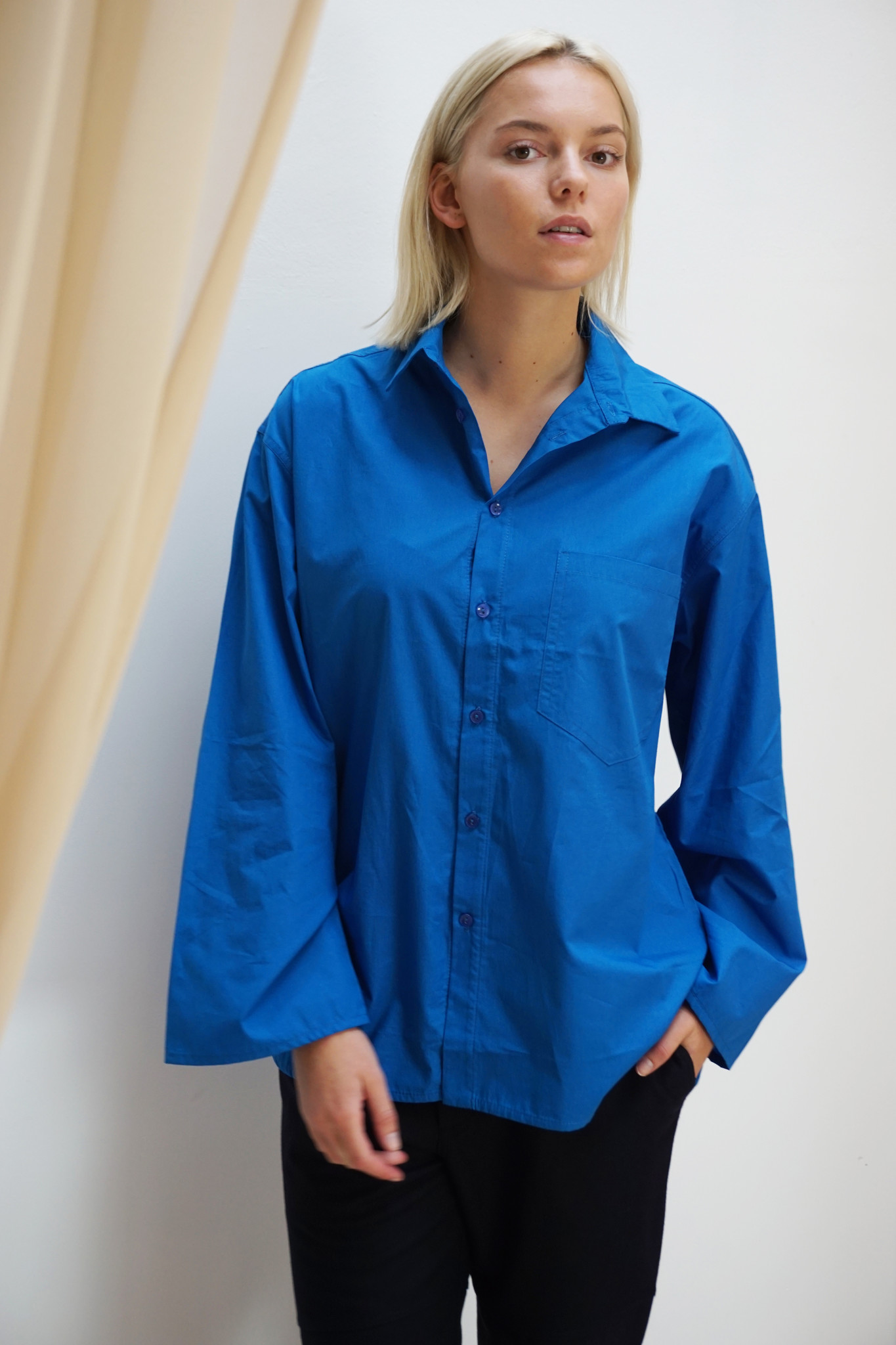 5.2 Shirt Very Blue