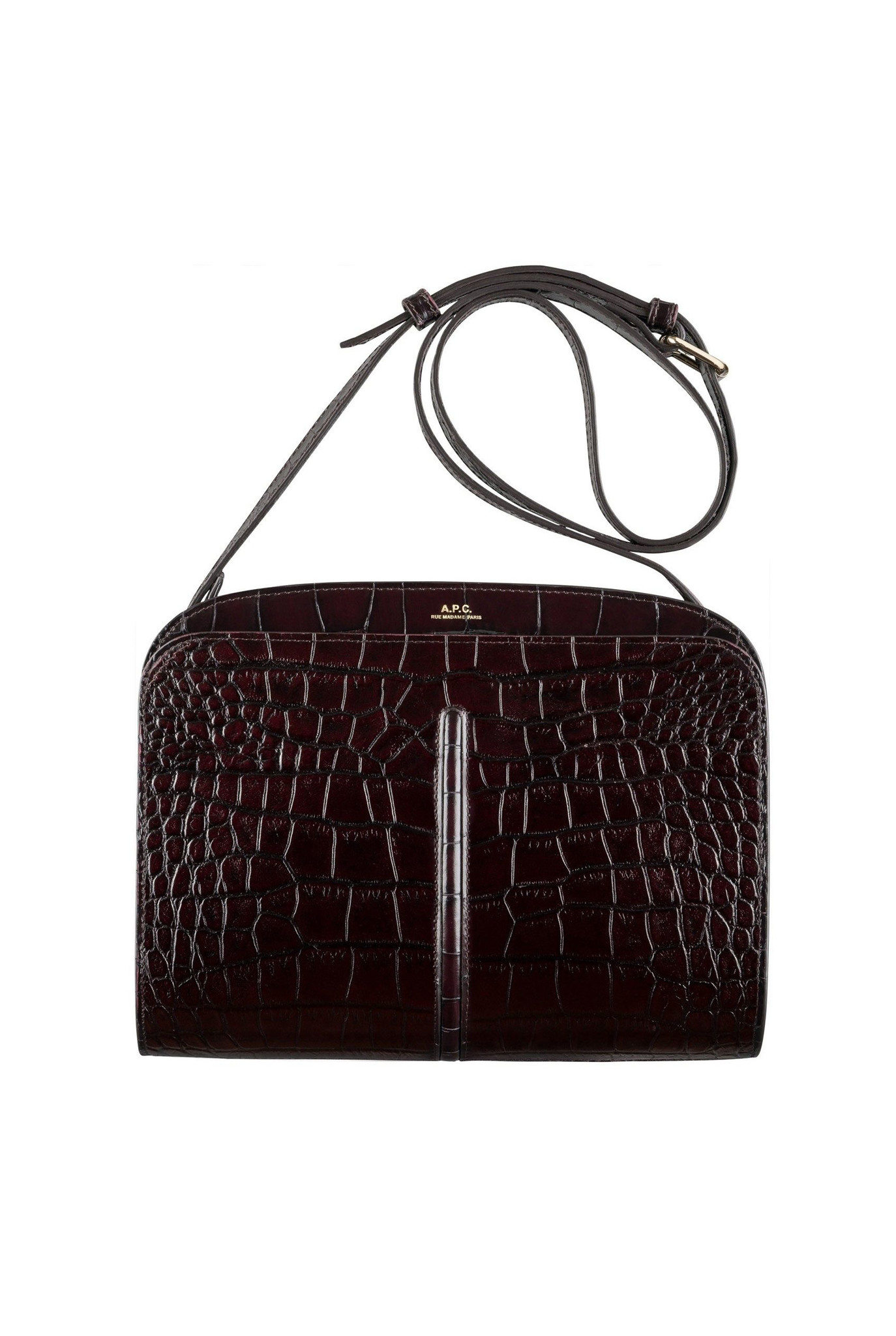 Aurelie bag Lie de Vin