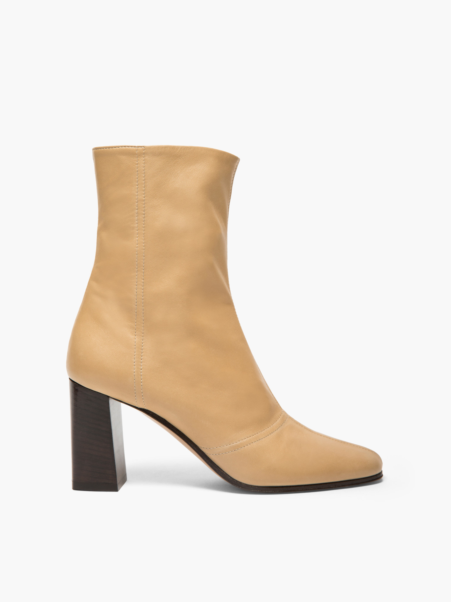 Fame boots Sand