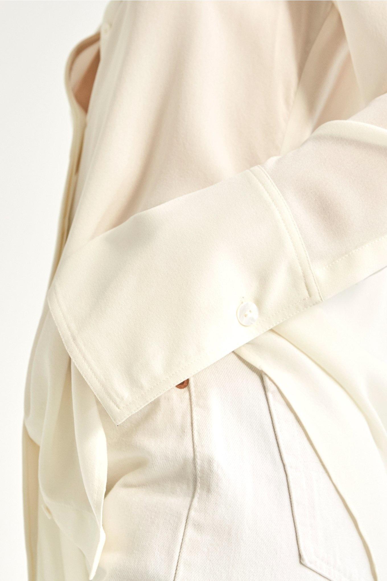 Valentin shirt ivory