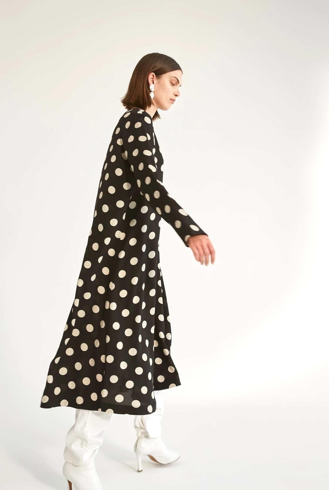 Aba dress medium dot