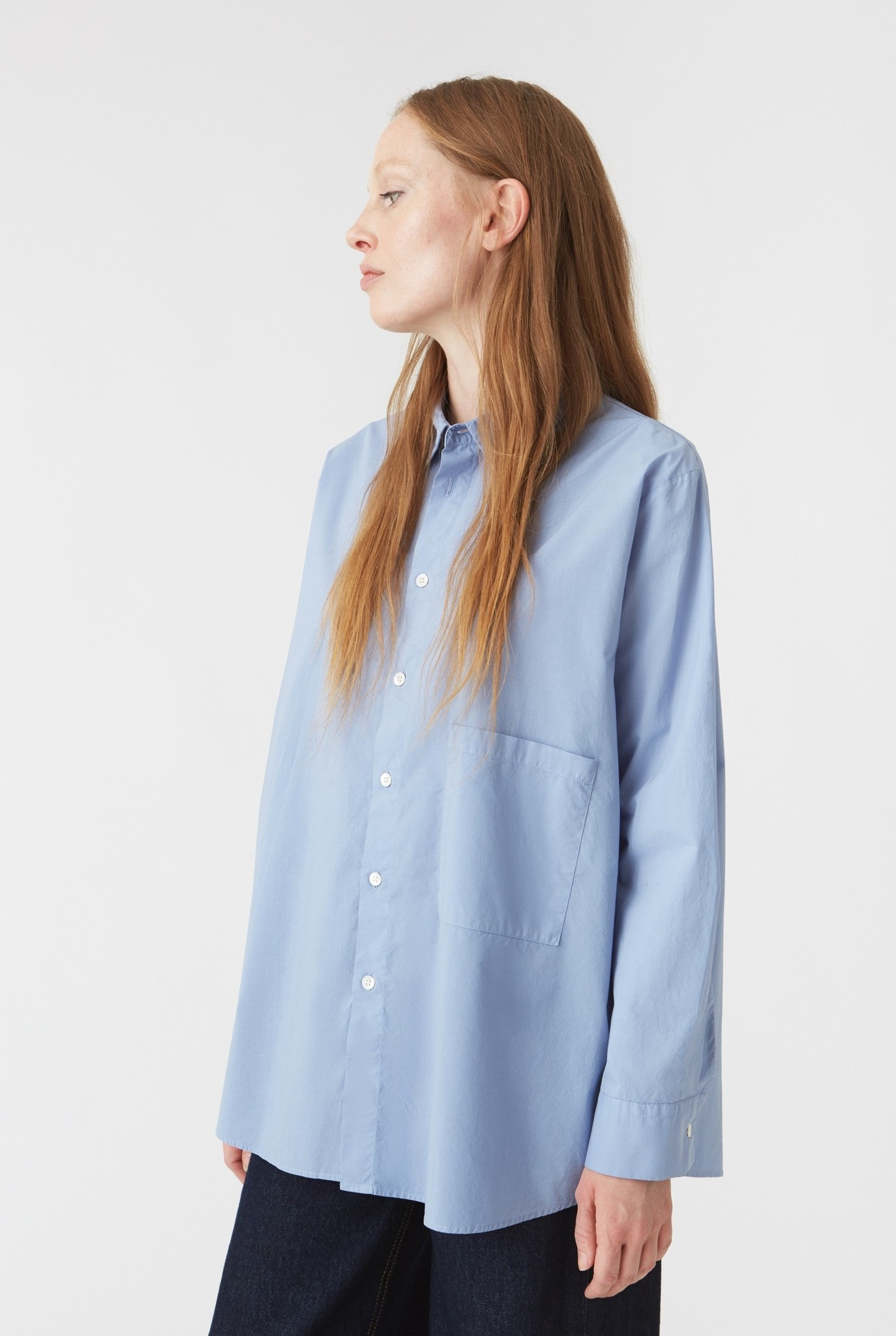 Elma shirt Shirt Blue