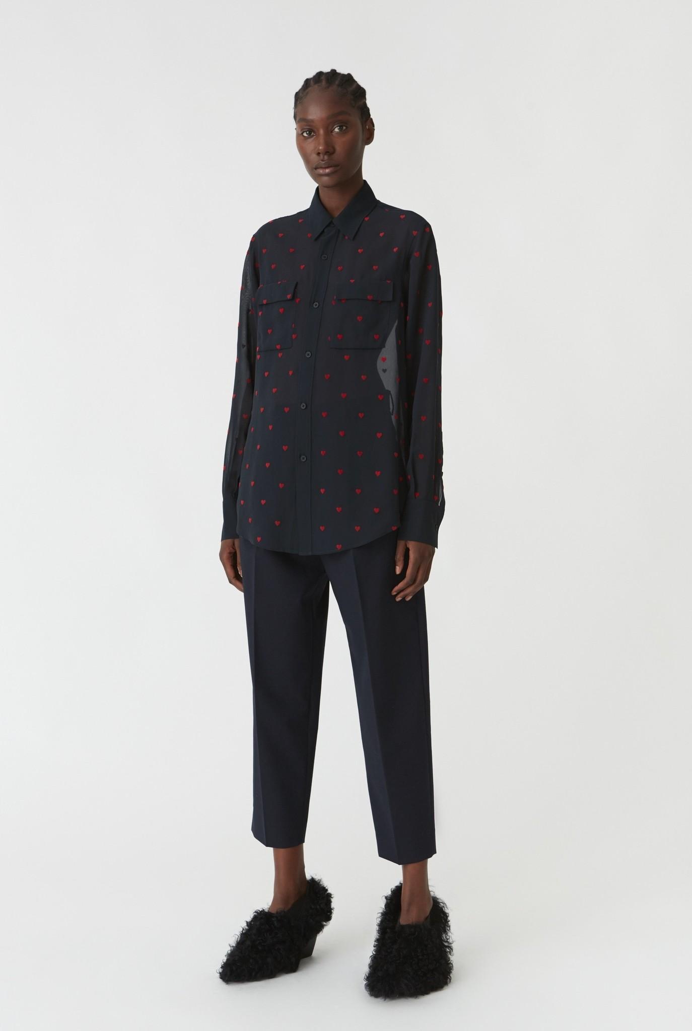 Alta trousers dk blue suit