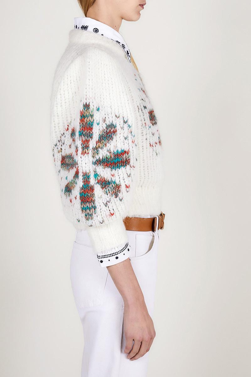 Marica sweater Ecru CPH