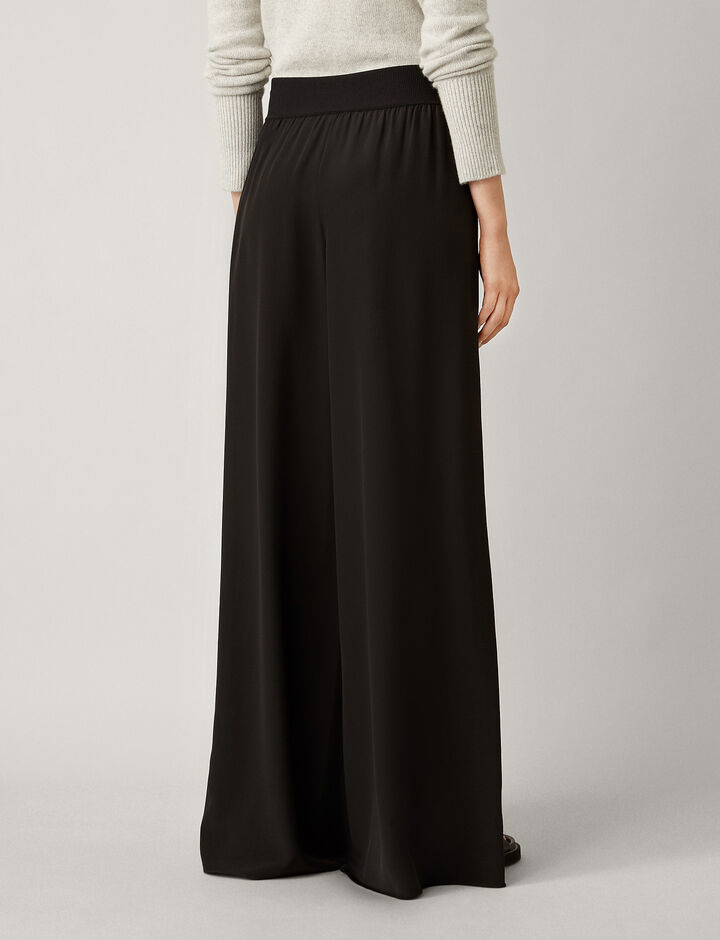 Huland trouser Black