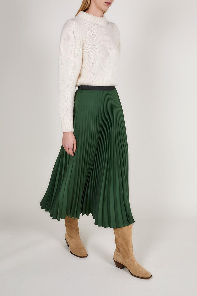 Jupe skirt Green CPH