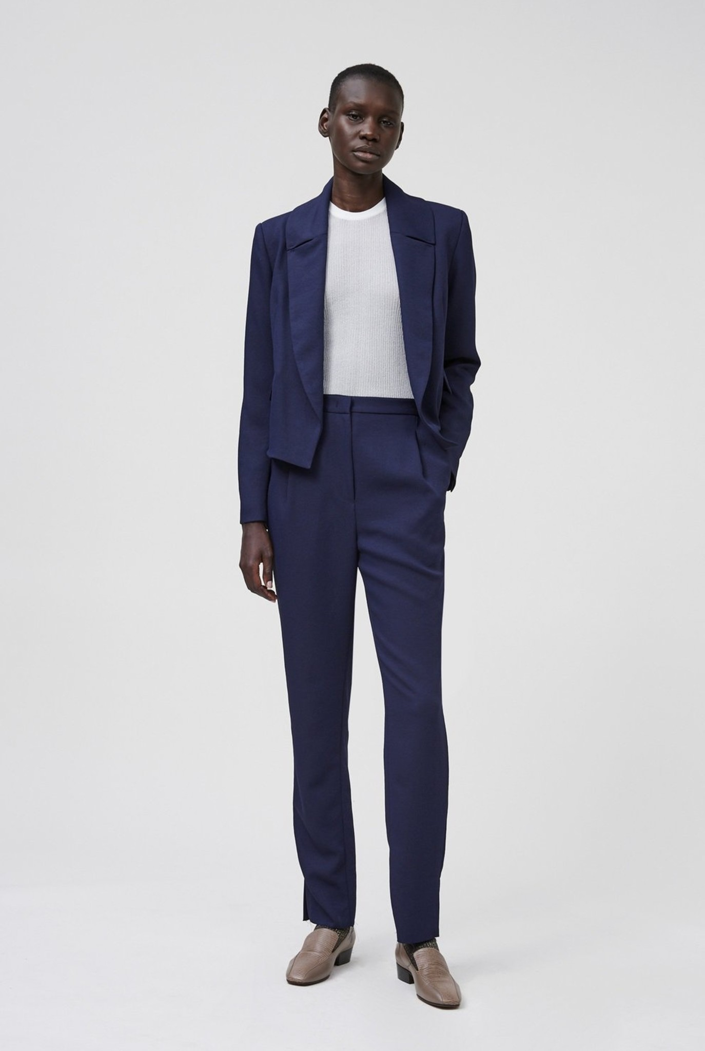 Julian trouser Midnight blue