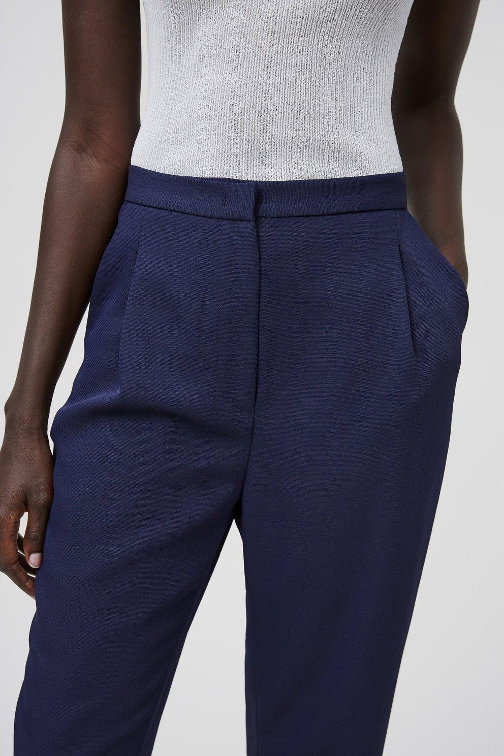 Julian trouser Midnight blue