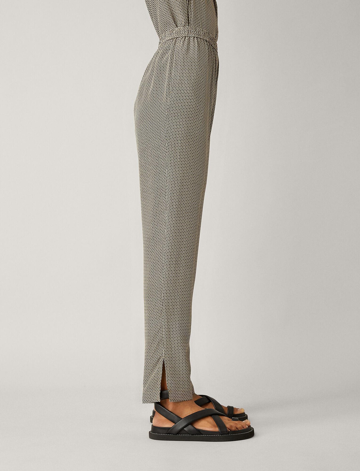 Hurley trouser Cravate print