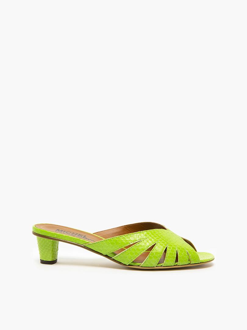 Misza sandal Green