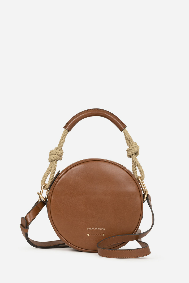 Holly Rond bag Cognac
