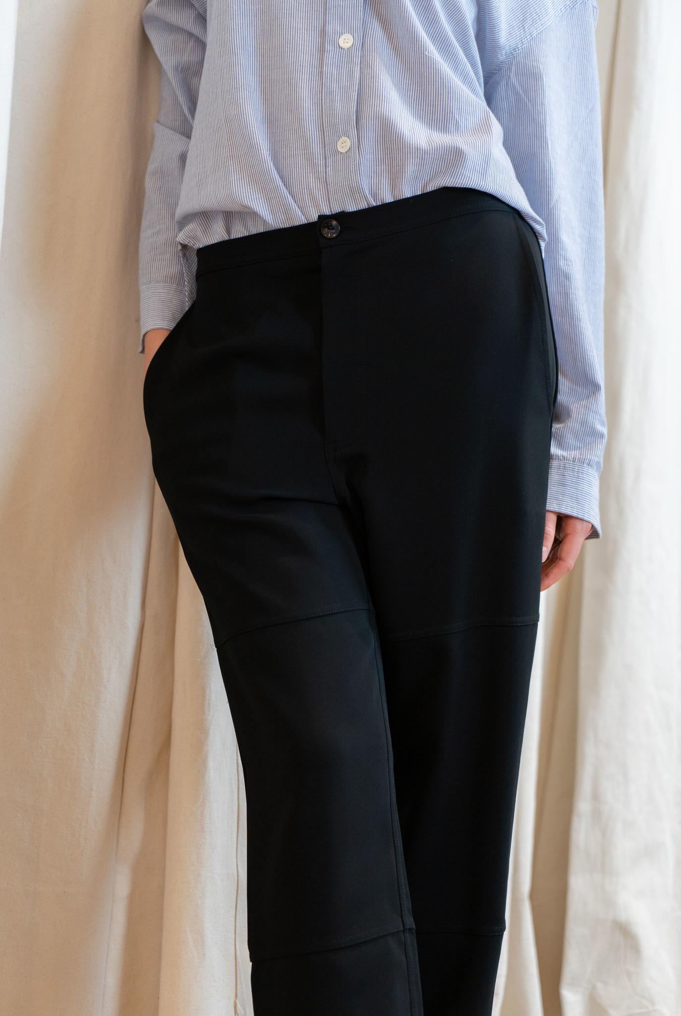 Pj worker Black stretch