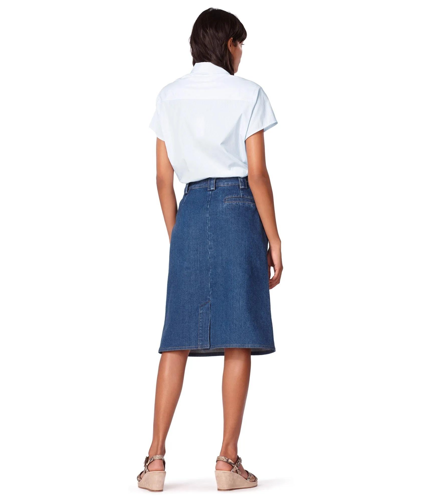 Marina blouse Blue Clair