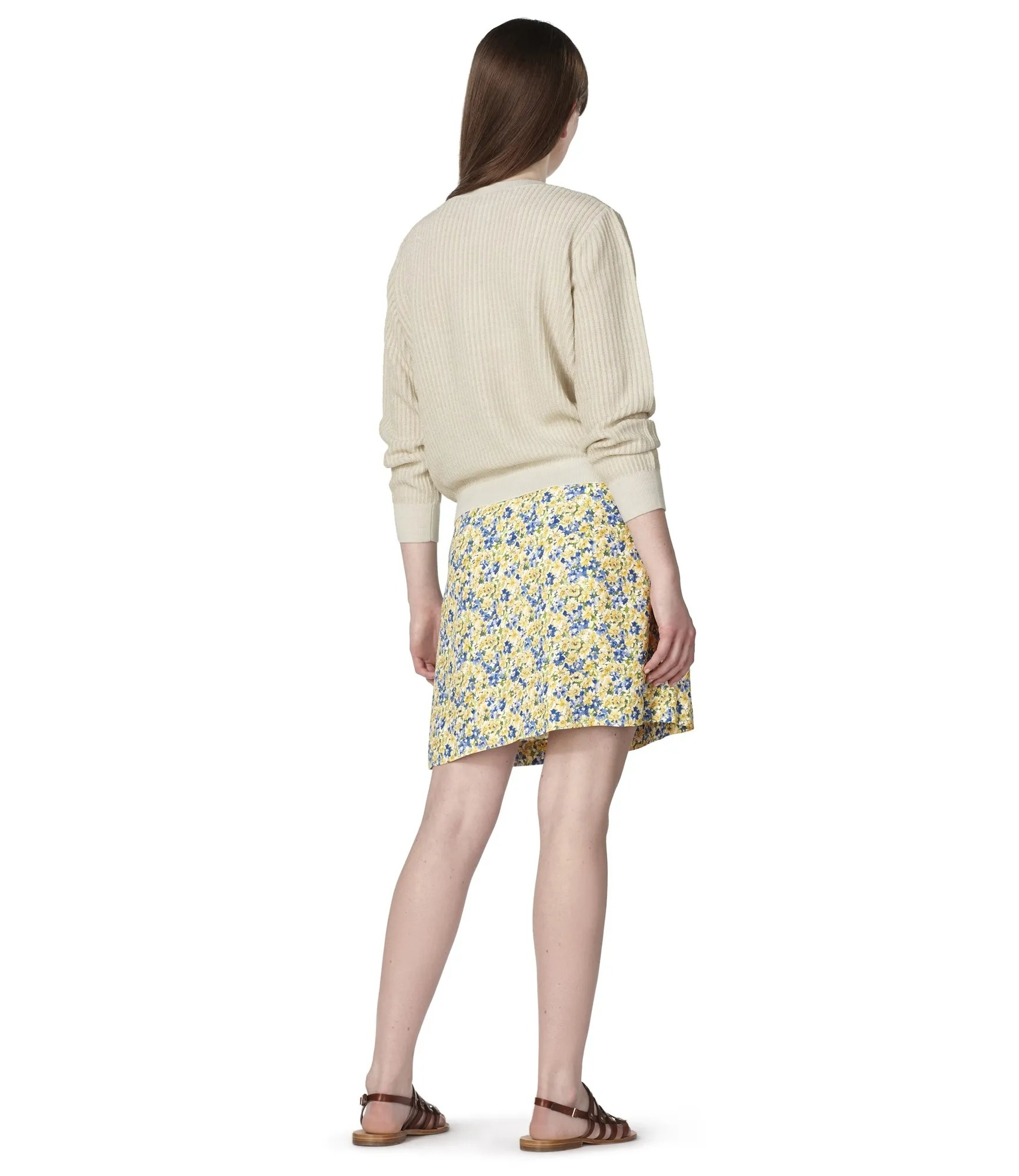 Christa skirt Light Yellow