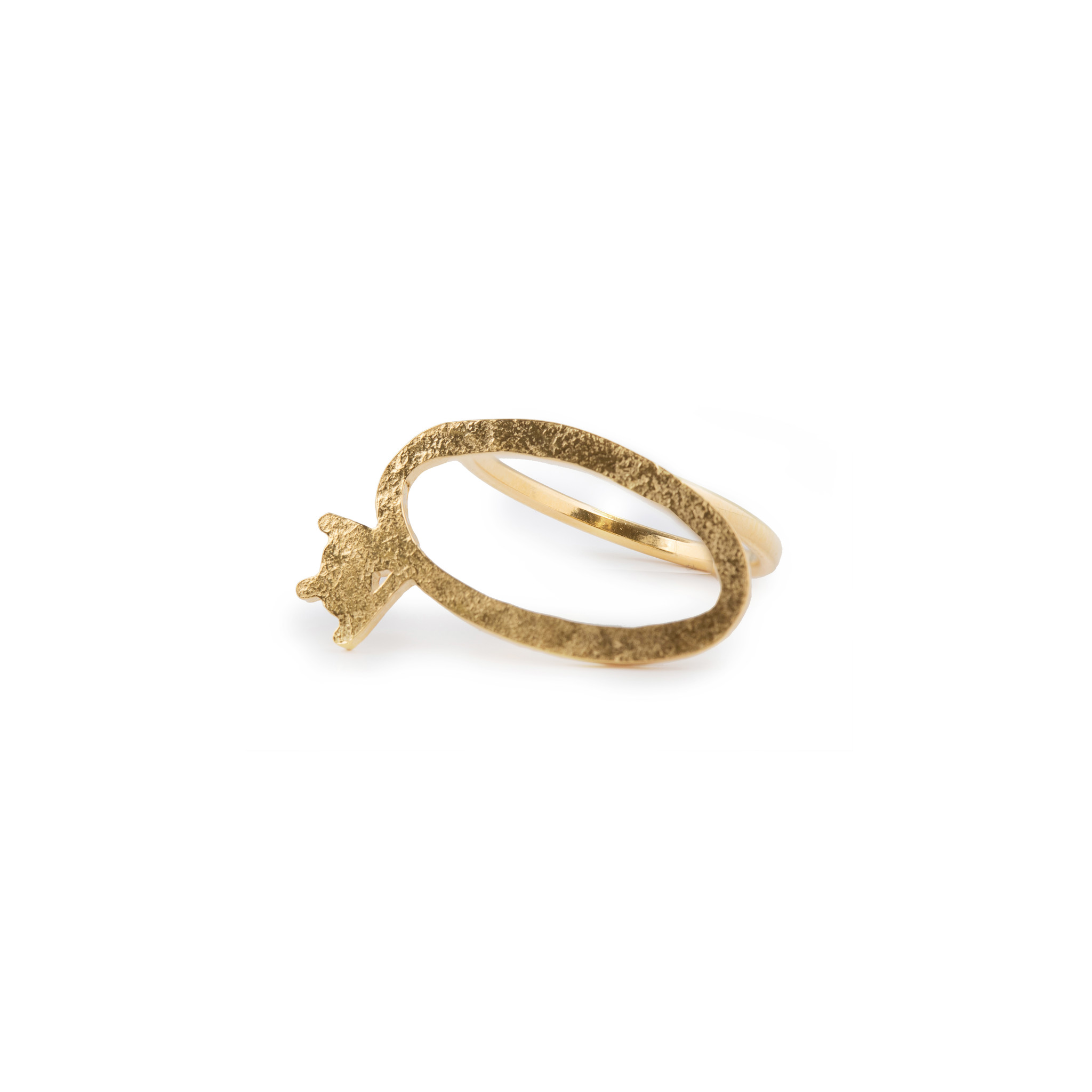 Ring on a ring