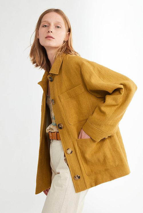 Neli outerwear jacket Honey