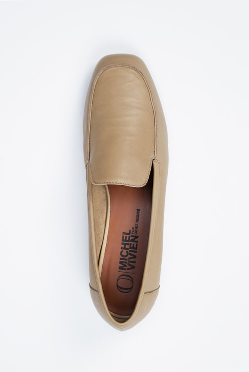 Marcia loafer beige