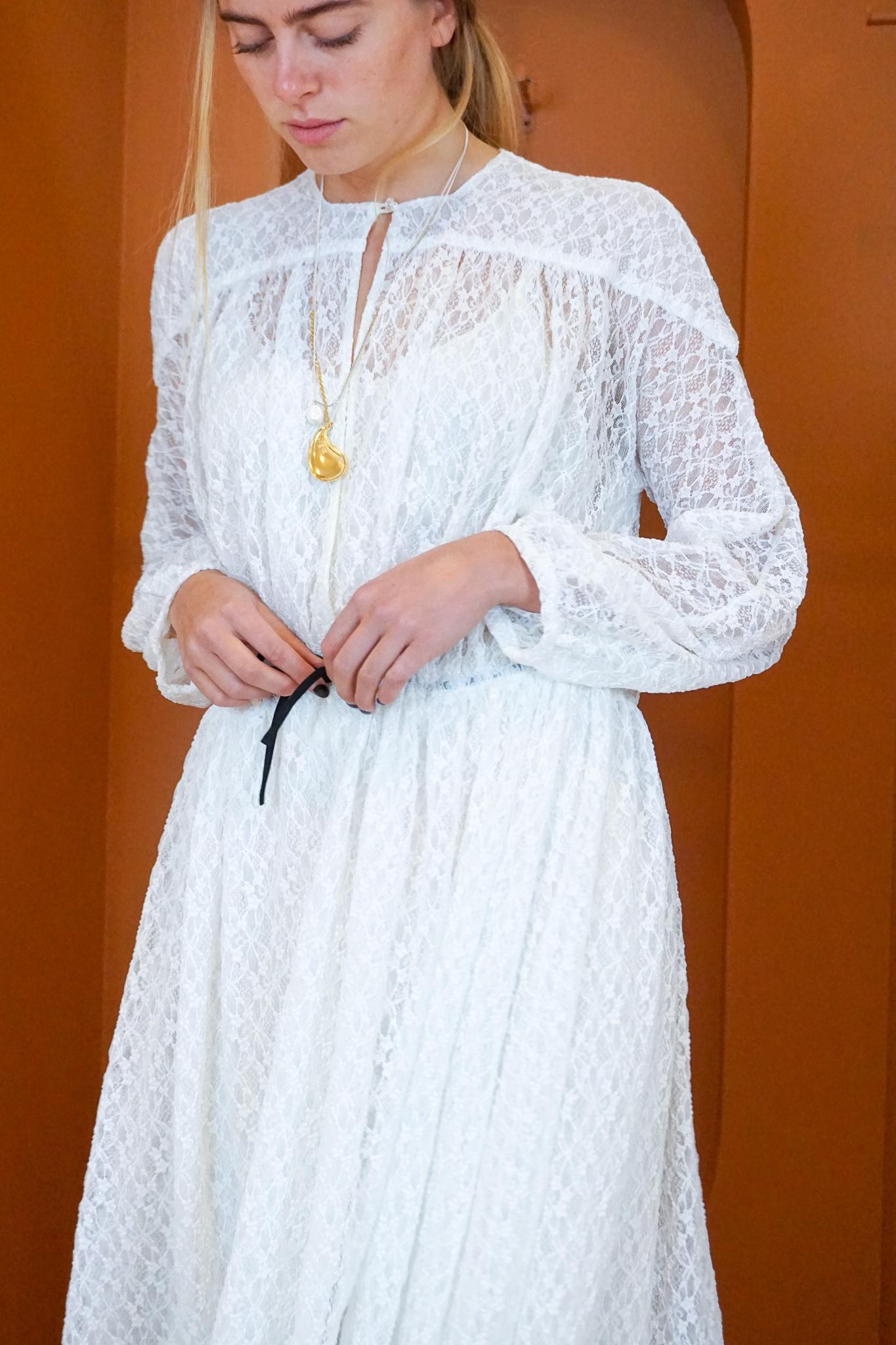 Magnum dress White
