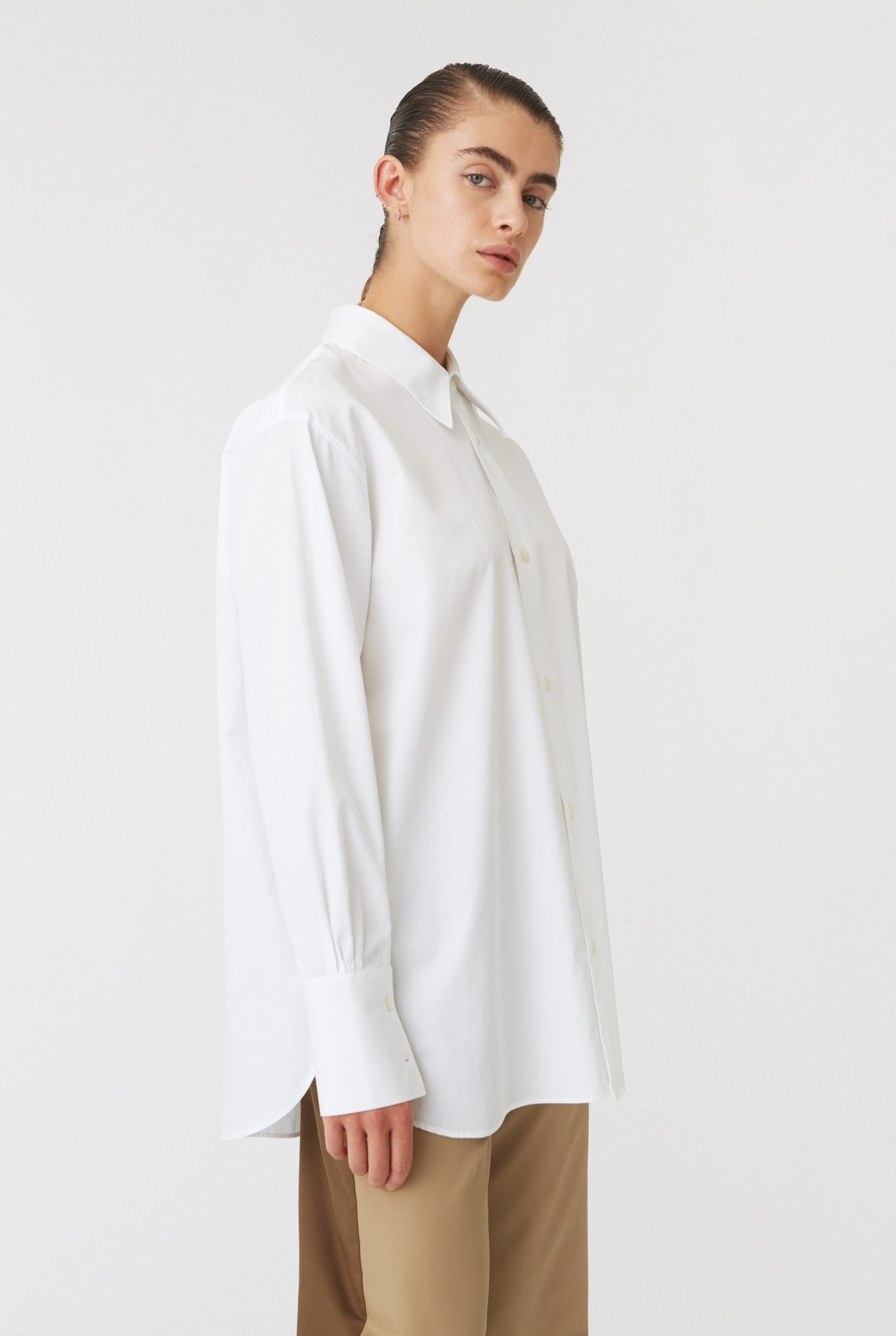 Mantra Shirt White