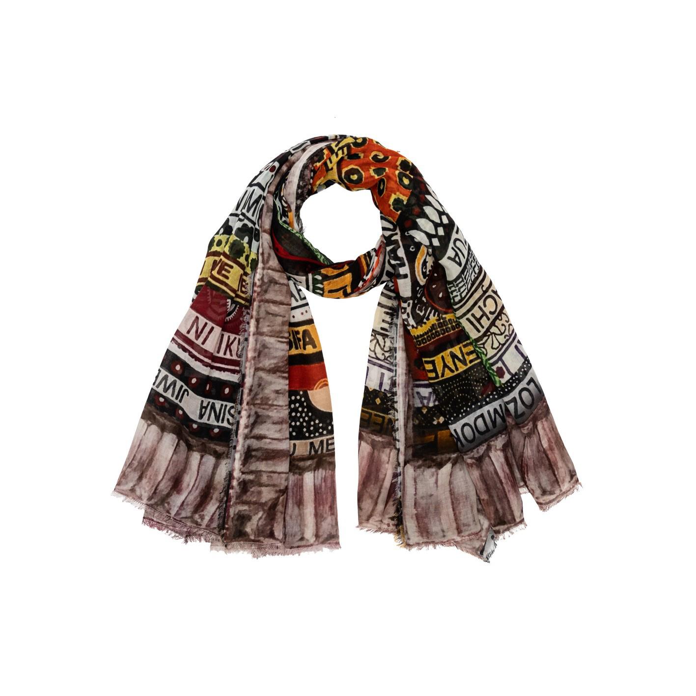 Aladino scarf bahati text